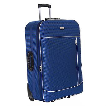 Slimbridge Rennes XL 77 cm Expandable Suitcase, Navy