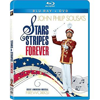 Stars & Stripes Forever [BLU-RAY] USA import