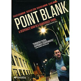 Point Blank [DVD] USA import
