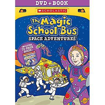Autobús de la escuela de magia: Space Adventures [DVD] USA importar