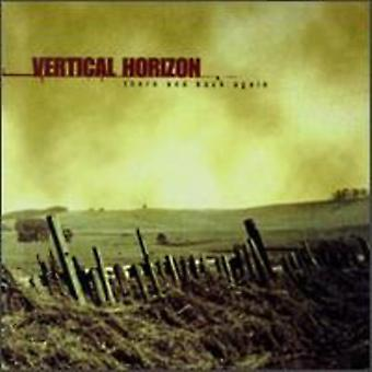 Vertical Horizon - There & Back Again [CD] USA import