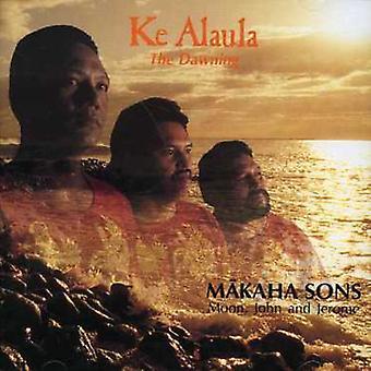 Makaha Sons of Ni'Ihau - Ke Alaula [CD] USA import