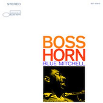 Importer des Boss corne [CD] USA Blue Mitchell-