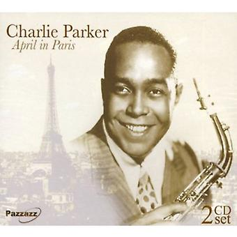 Charlie Parker - April in Paris [CD] USA import