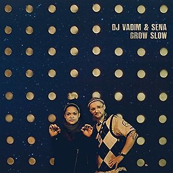 DJ Vadim & Sena - Grow Slow [CD] USA import