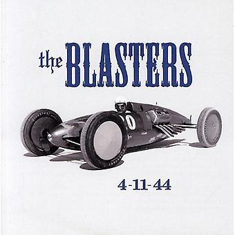 Blasters - 4-11-44 [CD] USA import