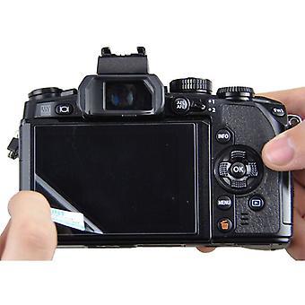 JJC GSP - 760D optisk glas LCD-skærm protektor for Canon EOS 760D, 8000D, Rebel T6s