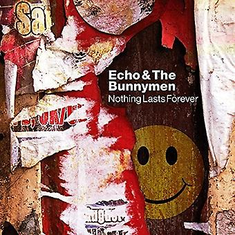 Echo & the Bunnymen - Echo & the Bunnymen-Nothinglasts Forev [CD] USA import