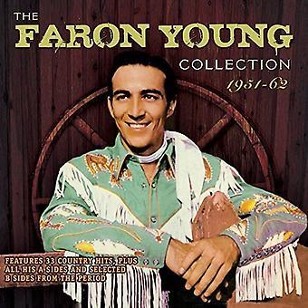 Faron Young - coleta de Faron Young: 1951-62 [CD] EUA importação