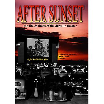 After Sunset [DVD] USA import