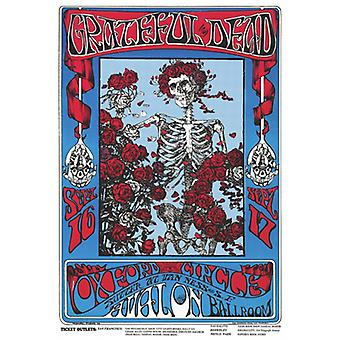 Grateful Dead Family Dog Poster Print (24 x 36)