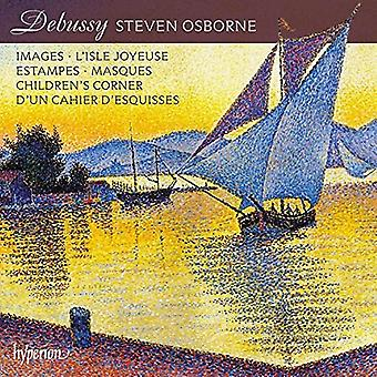 Debussy / Osborne, Steven - Piano Music [CD] USA import