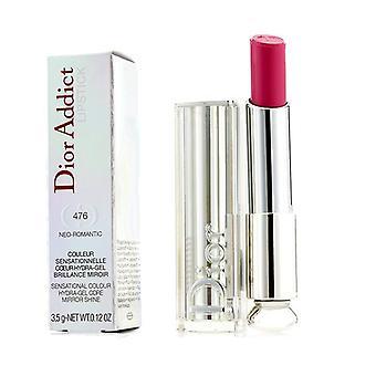 Christian Dior Dior Addict Hydra Gel base espejo brillo labial - #476 Neo romántico - 3.5g/0.12oz