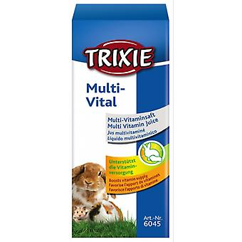 Trixie Multi-Vital juice for small rodents and rabbits 50 Ml.