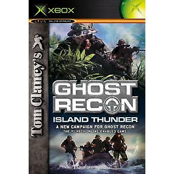 Ghost Recon Island Thunder (Xbox) - Uusi
