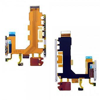 Botón de volumen encendido Sony Xperia Z2 D6502 Flex principal