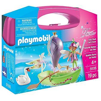 Playmobil 9105 Fairy båt bæreveske