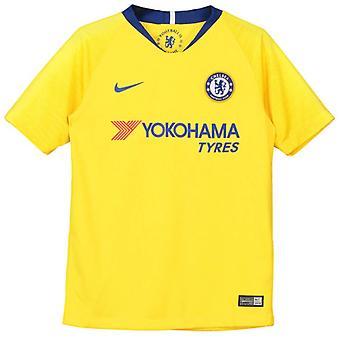 2018-2019 Chelsea pois Nike jalkapallopaita (lasten)