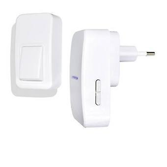 Campanello senza fili completo imposta senza batteria campanello senza fili ECO X4-vita 701393