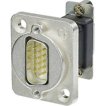 Neutrik NADB15MF Adaptador D-SUB plug ue t-15-pino - Tomada D-SUB 15-pin 1 pc(s)