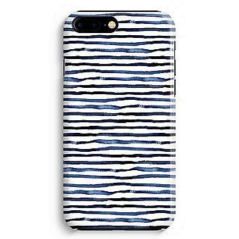 iPhone 8 Plus pełna obudowa głowiczki (błyszcząca) - zaskakujące linie