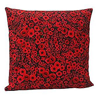 Red Poppy Design Designer Cushion Cover