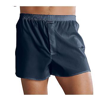 Jockey Mens Cotton Woven Boxer Short Underwear 313900