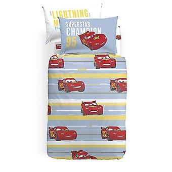 Duvet cover bed Cars Sport by Caleffi