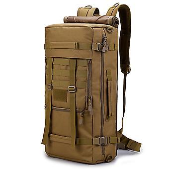 Le sac à dos en vert olive, 55x30x19 cm KXXSYLZ