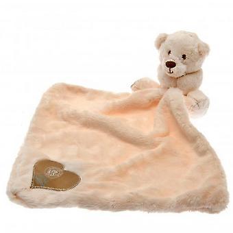 曼城足球俱乐部官方婴儿舒适拥抱毯