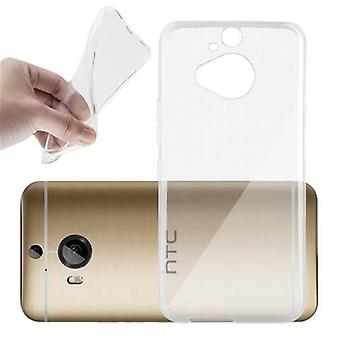 Case for HTC ONE M9 PLUS Flexible TPU Silicone Phone Case - Cover - ultra slim