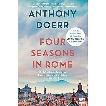 Vier seizoenen in Rome: Twins, slapeloosheid en de grootste begrafenis in de geschiedenis van de wereld