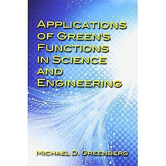 Zastosowania funkcji Greena w Science and Engineering (Dover książek na inżynierii)