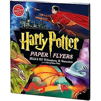 Harry Potter Klutz: Papier Flyers