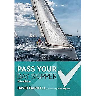 Doorgeven van uw dag Skipper