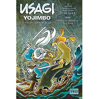Usagi Yojimbo Volume 29: 200 Jizzo