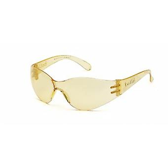 Bolle BANPSJ Bandido Spectacles Yellow PC Frame and Lens Anti-Scratch/Fog Lens