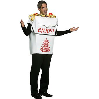 Chinese Food Adult Costume
