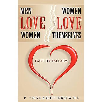 Men Love Women..Women Love Themselves by Browne & P Nalagy