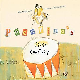 Pecorinos First Concert by Madison & Alan