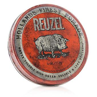 Red Pomade (water Soluble High Sheen) - 113g/4oz