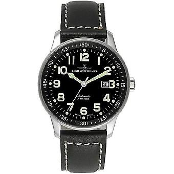 Zeno-Watch Herrenuhr X-Large Pilot Automatic P554-a1
