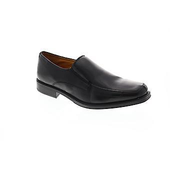 Giorgio Brutini Farro  Mens Black Loafers & Slip Ons Casual Shoes