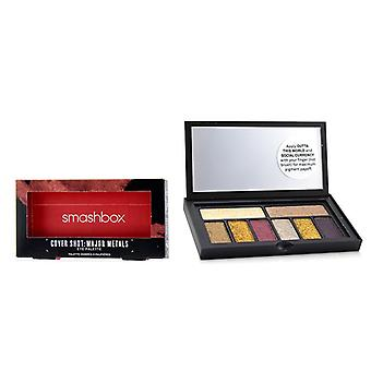 Smashbox Cover Shot Eye Palette - # Major Metals - 6.2g/0.21oz