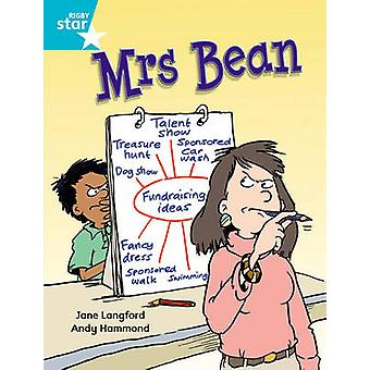 Rigby Star Independent Turquoise Reader 1 Mrs Bean by Jane Langford -