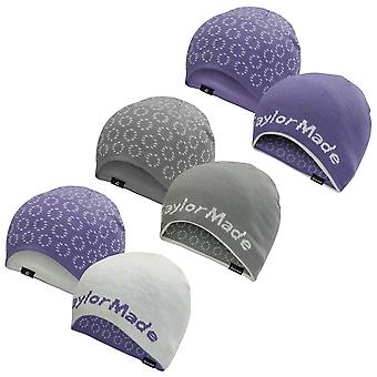 Taylormade Womens Golf Tour Beanie Reversible Knitted Hat
