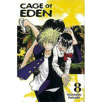 Cage of Eden 8 by Yoshinobu Yamada - 9781612620527 Book