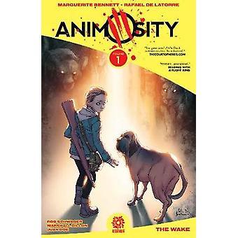 Animosity Volume 1 by Marguerite Bennett - 9781935002895 Book
