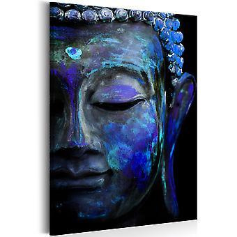 Quadro - Blue Buddha