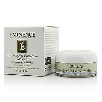 Bamboo Age Corrective Masque - For Normal To Dry Skin Types Espescially Mature - 60ml/2oz